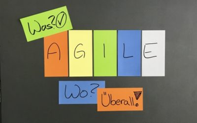 Agiles Management verstehen, bevor es zu spät ist!